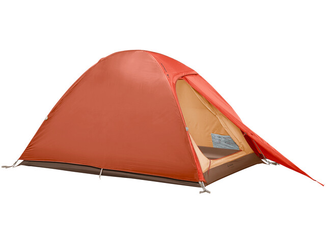 VAUDE Campo Compact 2P Tent terracotta